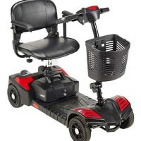 Drive Medical Scout Compact Travel Power 4-Wheel