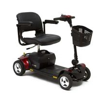 Go-Go Traveler Elite Plus 4-Wheel Pride
