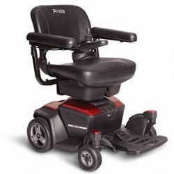 New Go Chair Pride Mobility Travel